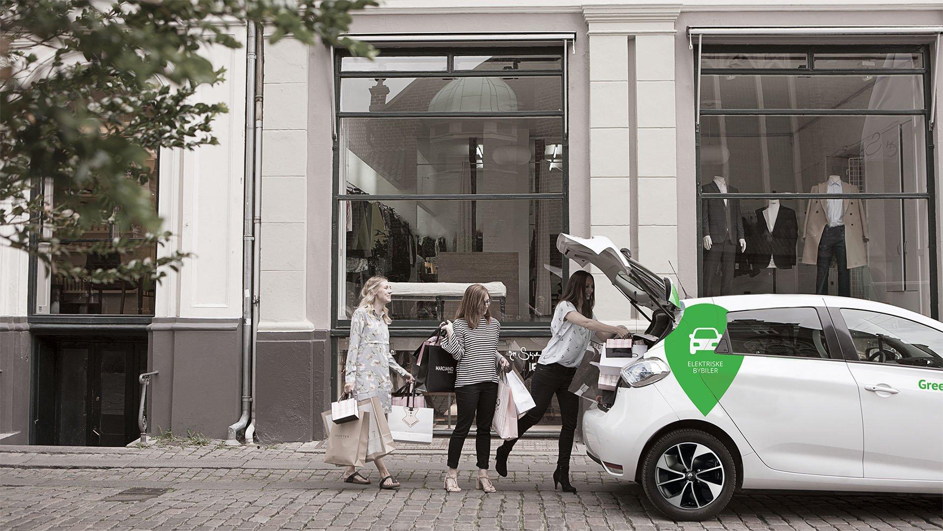GreenMobility elbil